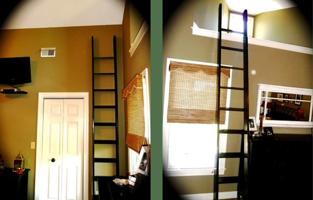 Hand Crafted Ship / Loft Ladders - by Historic Flooring