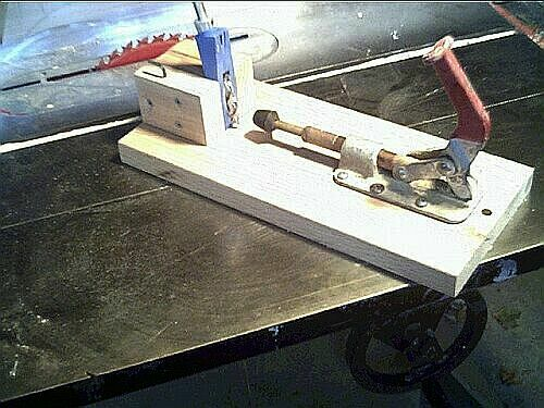 Home Made Pocket Hole Jig