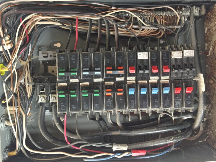Aluminum  Copper Pigtailed Wiring - Electrical