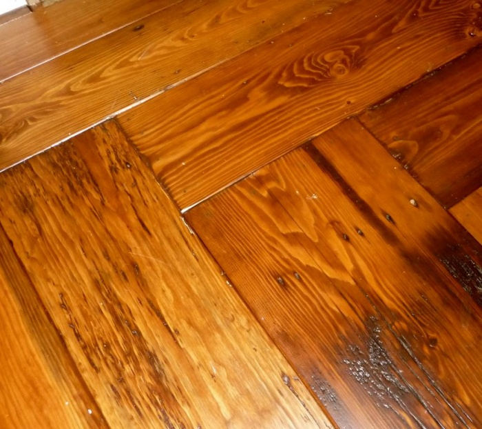 Laying Pattern - by Historic Flooring