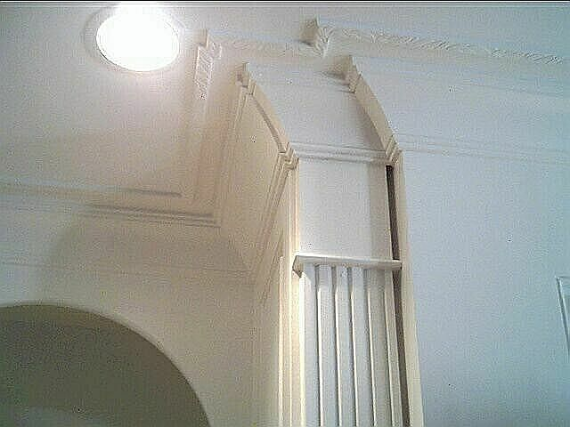 Maybe Trim on Ceiling also