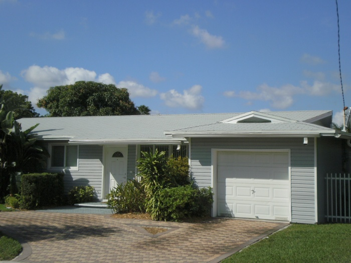 Miami roofing project
