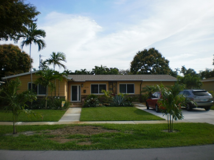 Miami Springs re-roof