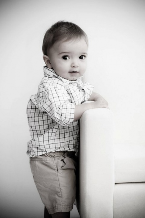 My son Michael at 9 months