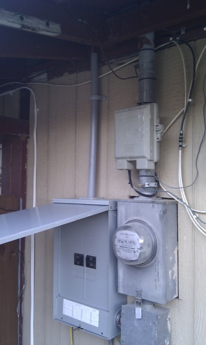 Electrical Wiring Of Garage...Please Help - Electrical - DIY ...