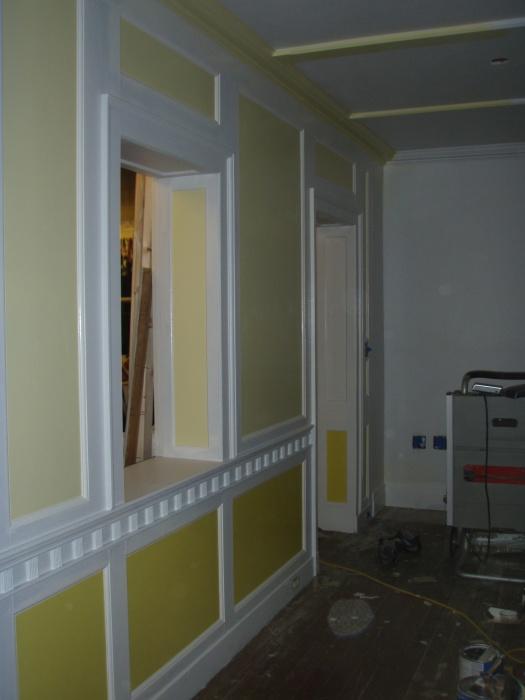 Paint after