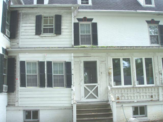 porch twin windows