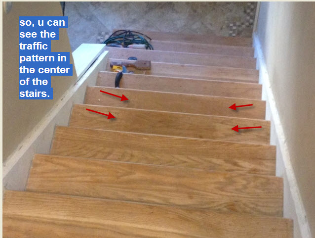 converting carpet stairs to wood stain carpentry diy chatroom