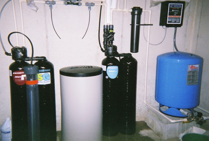 sulfur guard with 2060. Installed 2006