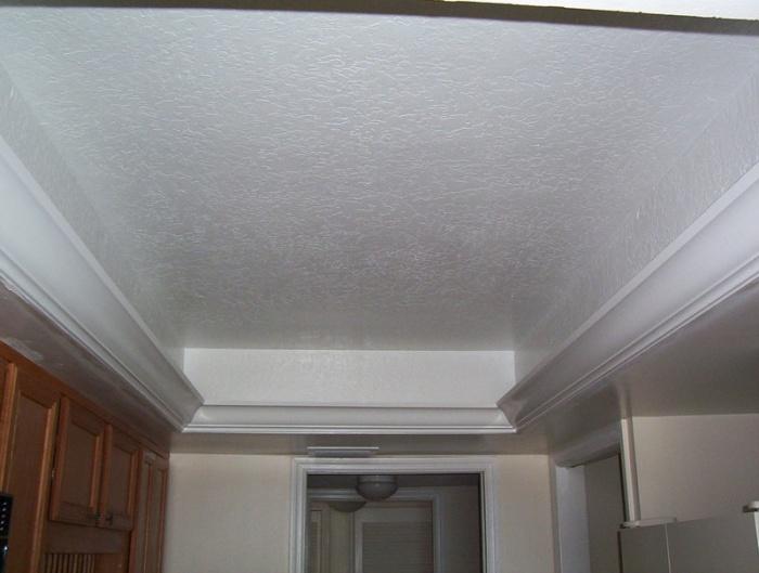 Trey ceiling 4