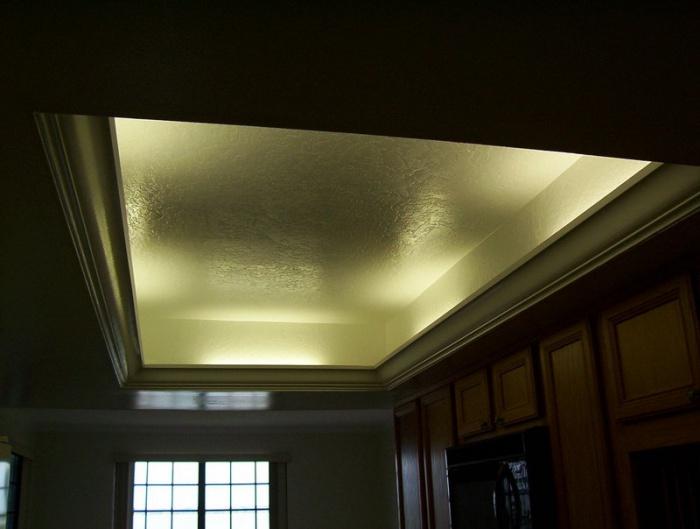 Trey ceiling 6
